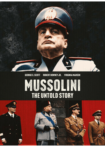 Mussolini: The Untold Story 2 DVD Set