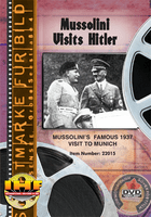 Mussolini Visits Hitler (Berlin Olympic Stadium, 1937)  DVD Educational Edition