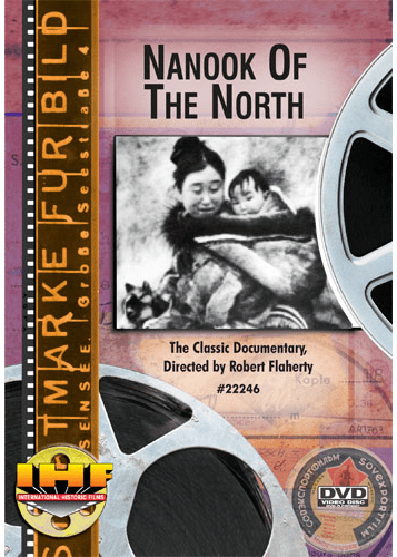Nanook Of The North DVD