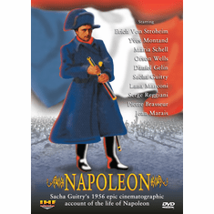Napoleon (DVD with PPR & DSL Certificates)