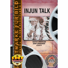 Injun Talk DVD (Indian Sign Laguage)