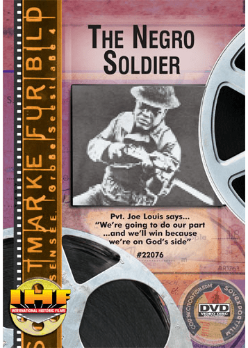 Negro Soldier, The DVD