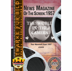 News Magazine of the Screen: 1957 DVD