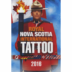 Nova Scotia International Tattoo 2016 DVD