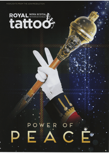 Nova Scotia International Tattoo 2019 DVD