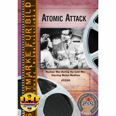 Atomic Attack (Cold War) DVD