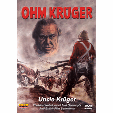 Ohm Kruger  (Uncle Kruger) Emil Jannings 1941 DVD Educational Edition