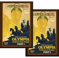 Olympia Part 1  & Olympia Part 2 Set DVD
