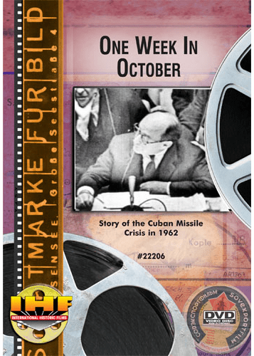 One Week In October DVD