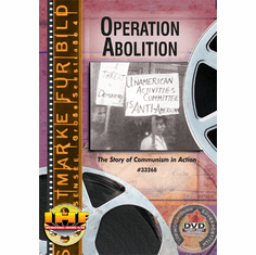 Operation Abolition DVD (Story of Communism in Action)