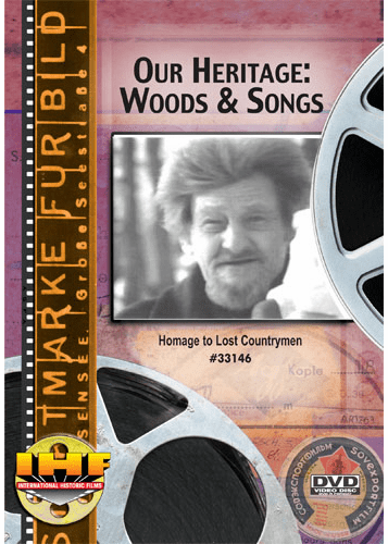 Our Heritage: Wood & Songs DVD
