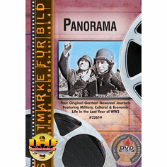 Panorama: (Color German Wartime Newsreels )DVD Educational Edition