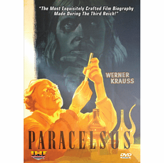 Paracelsus, (G.W. Pabst, Werner Krauss) DVD (DVD with PPR Certificate)