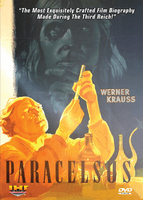 Paracelsus, (G.W. Pabst, Werner Krauss) DVD Educational Edition