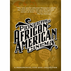 Pioneers of African American Cinema DVD (5 DVD Boxed Set)