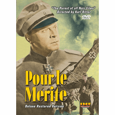 Pour Le Mérite (Karl Ritter) (DVD with PPR Certificate)