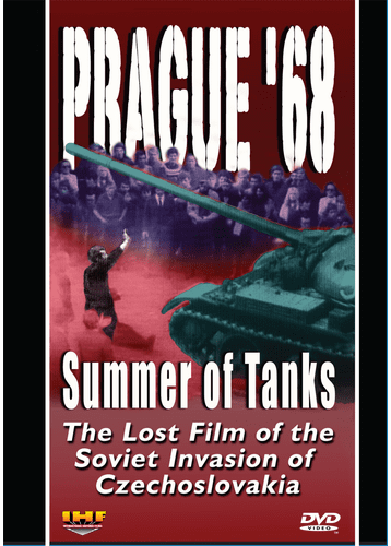 Prague '68 Summer Of Tanks: The Lost Film Of The Soviet Invasion Of Czechoslavakia DVD