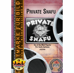 Private Snafu DVD