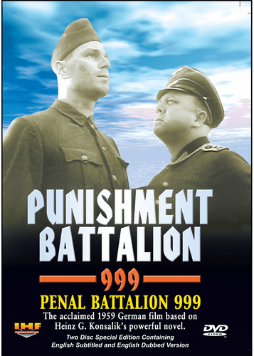 Punishment Battalion 999 (Strafbataillon 999) DVD
