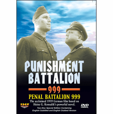 Punishment Battalion 999 (Strafbataillon 999) DVD Educational Edition