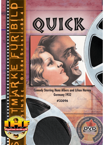 Quick DVD (Hans Albers , Lilian Harvey)