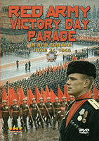 Red Army Victory Parade in Red Square June, 1945 (DVD) Educational Edition