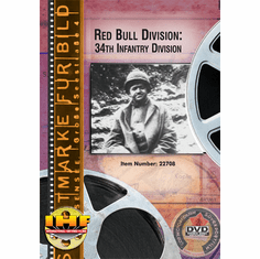 Red Bull Division: 34th Infantry Division (WWII) DVD