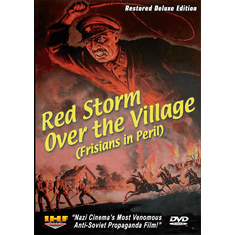 Red Storm Over The Village (Frisians in Peril) DVD (Frisennot) Peter Hagen 1935