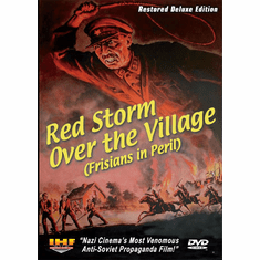 Red Storm Over The Village (Frisians in Peril) DVD (Frisennot) Peter Hagen 1935 DVD Educational Edition