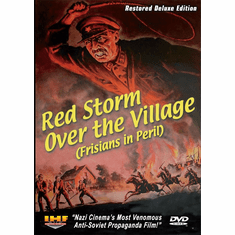 Red Storm Over The Village (Frisians in Peril) DVD (Frisennot) Peter Hagen 1935 (DVD with DSL Certificate)