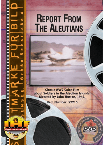 Report From The Aleutians (WWII) DVD
