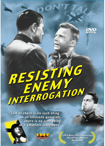Resisting Enemy Interrogation DVD