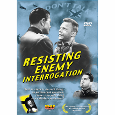 Resisting Enemy Interrogation (DVD with PPR Certificate)
