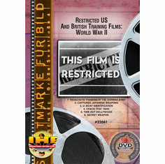Restricted Us & British Training Films: WW2 DVD