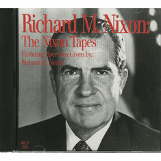 Richard M. Nixon: The Nixon Tapes (CD)