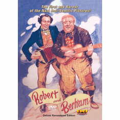 Robert and Bertram (Robert Und Bertram) Hans Zerlett, 1939 DVD