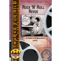 Rock 'N' Roll Revue DVD (plus Rhythm & Blues Revue)