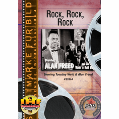 Rock, Rock, Rock DVD (Alan Freed/Tuesday Weld)
