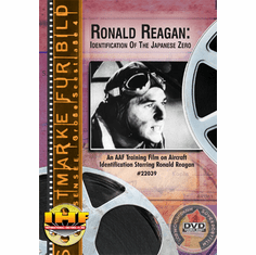 Ronald Reagan - Identification of the Japanese Zero DVD
