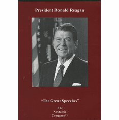 "Ronald Reagan ""The Great Speeches"" (DVD)"
