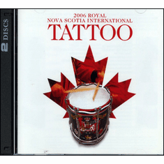 Royal Nova Scotia International Tattoo CD's