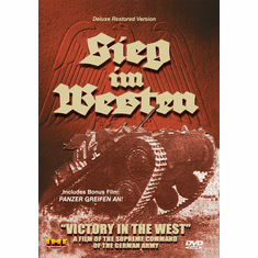 Sieg Im Westen: Deluxe Restored Version (Victory In The West) (DVD with PPR Certificate)