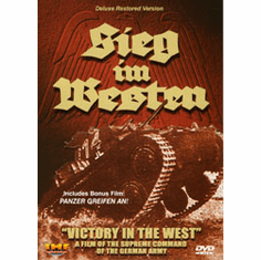 Sieg Im Westen DVD Review by Blaine Taylor