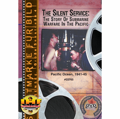 Silent Service: The Story of Submarine Warfare in the Pacific DVD