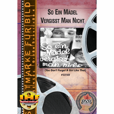 So Ein Mädel Vergisst Man Nicht (You Don't Forget A Girl Like That) (Dolly Haas, Willi Forst) DVD
