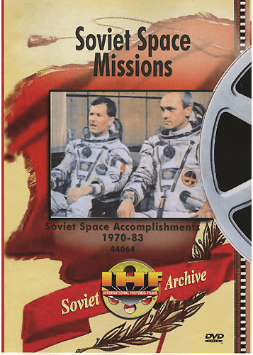 Soviet Space Missions DVD