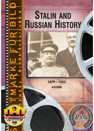 Stalin and Russian History 1879-1953 DVD