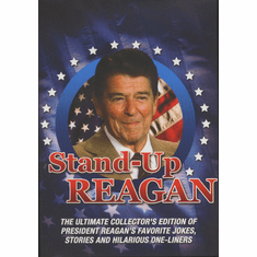 Stand-Up Reagan DVD