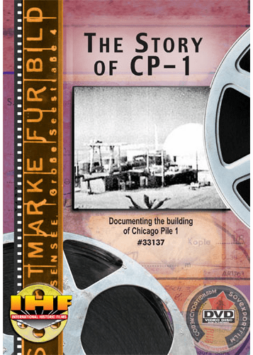 Story of CP-1 DVD
