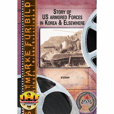 Story Of US Armored Forces in Korea & Europe DVD